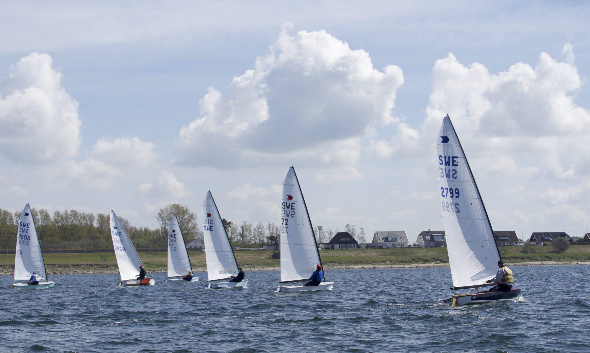 OK sailing in Viken